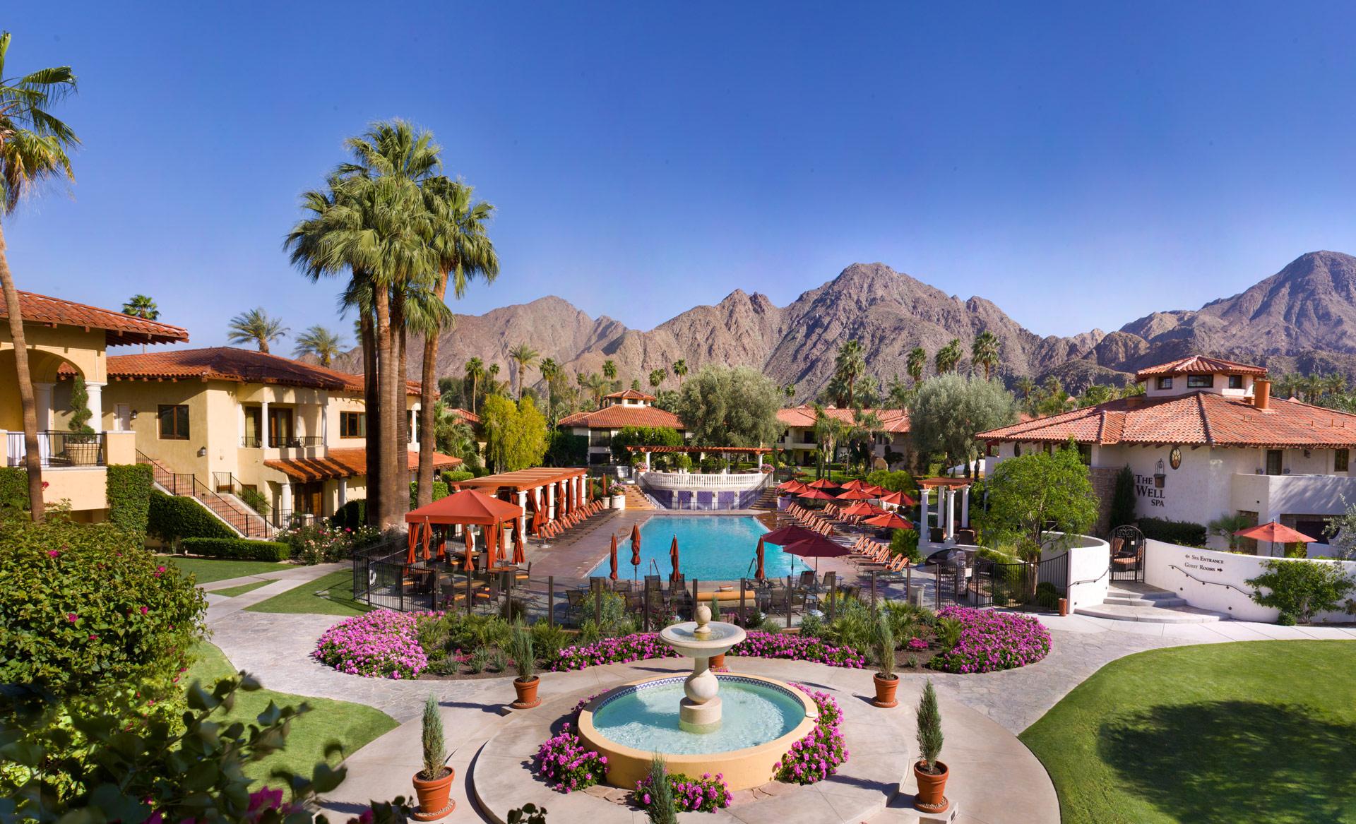 3 Night Miramonte Resort Spa Weekend One Vip Travel Package For 4 People