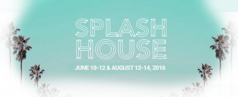 Splash House 2016