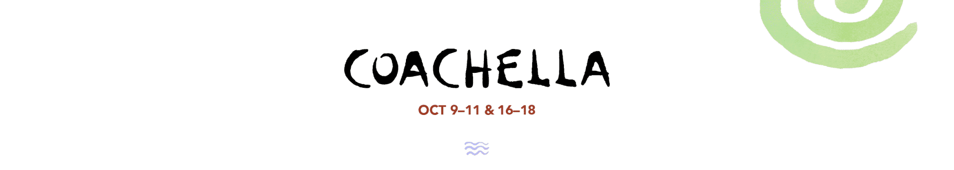 Coachella 2020 Travel Packages: Weekend One