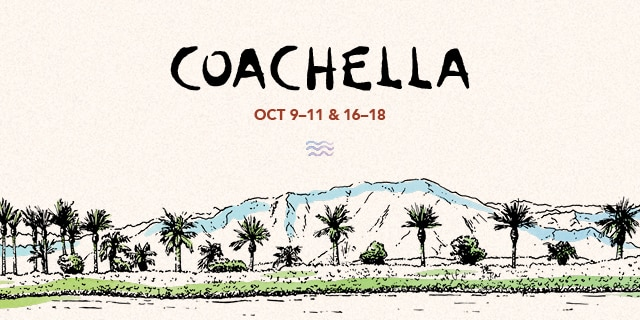 Coachella October 2020 Header